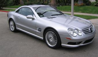 2003 Mercedes-Benz SL #1