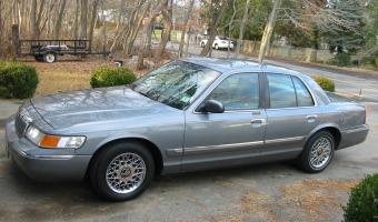 1998 Mercury Grand Marquis #1