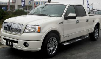 2007 Lincoln Mark Lt #1