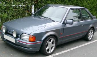 1989 Ford Orion #1