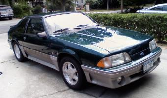 1991 Ford Mustang #1