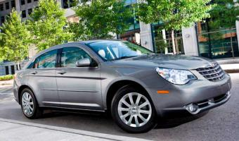 2010 Chrysler Sebring #1