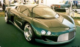 1999 Bentley Hunaudieres #1