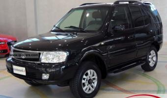 2008 Tata Safari #1