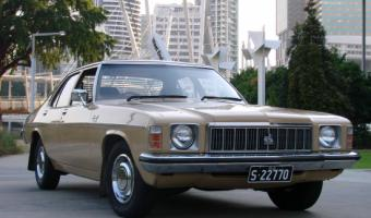 1977 Holden Kingswood #1