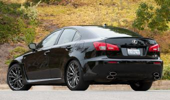 2011 Lexus Is F #1