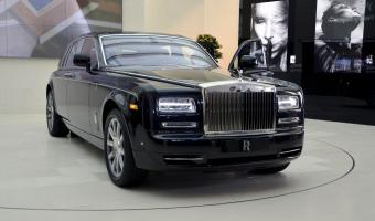 Rolls royce Phantom #1