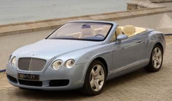 2007 Bentley Continental Gtc #1