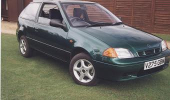 1999 Suzuki Swift #1