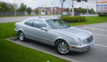 1999 Mercedes-Benz CLK #1