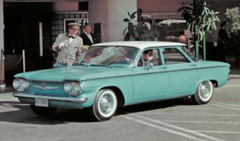 1960 Chevrolet Corvair #1