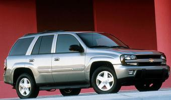 2002 Chevrolet Trailblazer #1