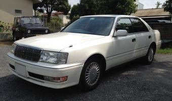 1998 Toyota Crown #1