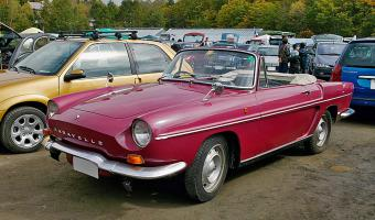 Renault Caravelle #1