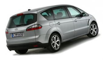 2007 Ford S-Max #1