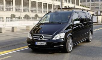 2011 Mercedes-Benz Viano #1
