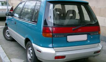 1998 Mitsubishi Space Runner #1
