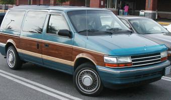 1990 Plymouth Grand Voyager #1