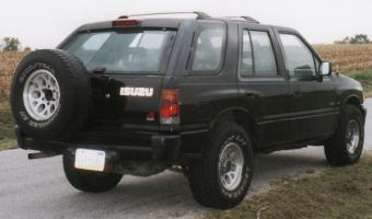 1993 Isuzu Rodeo #1