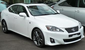 2010 Lexus Is 250 #1