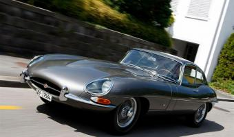 1961 Jaguar E-Type #1