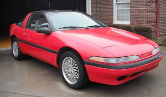 1990 Plymouth Laser #1