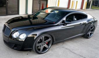 2008 Bentley Continental Gt Speed #1
