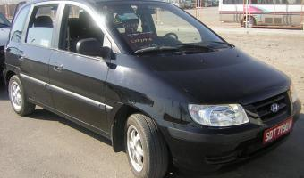 2002 Hyundai Matrix #1