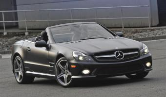 2011 Mercedes-Benz SL #1