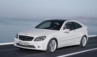 Mercedes-Benz CLC #1