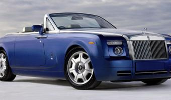 2009 Rolls royce Phantom Drophead Coupe #1