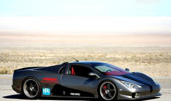 2007 SSC Ultimate Aero #1