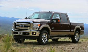 2013 Ford F-250 Super Duty #1
