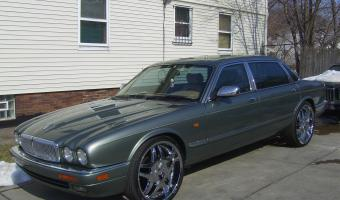1997 Jaguar Xj-series #1