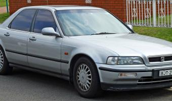1996 Honda Legend #1