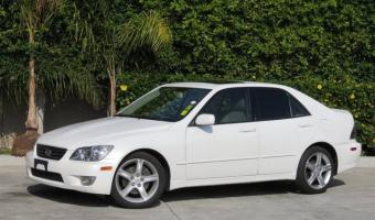 2005 Lexus Is 300 #1