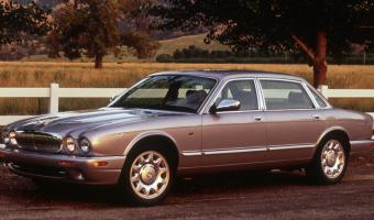 2002 Jaguar Xj-series #1