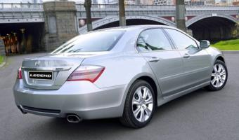 2009 Honda Legend #1