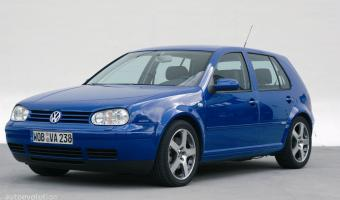 2003 Volkswagen Golf #1