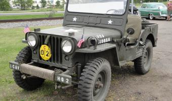Jeep Willys #1