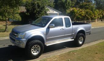 2003 Holden Rodeo #1