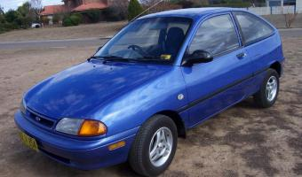 1994 Ford Aspire #1