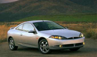 1998 Ford Cougar #1