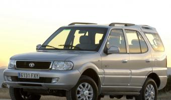 2005 Tata Safari #1