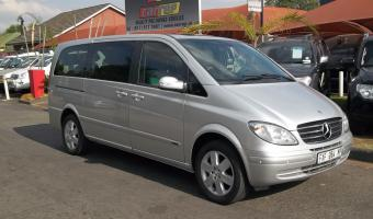 2008 Mercedes-Benz Viano #1
