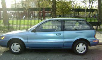 1991 Plymouth Colt #1
