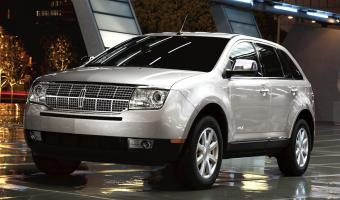 2010 Lincoln Mkx #1