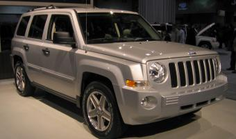 2007 Jeep Patriot #1