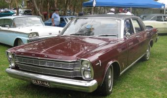 1966 Ford Galaxie #1
