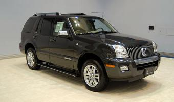 2007 Mercury Mountaineer #1
